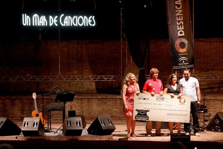 El dúo Sortilegio gana el XXIV Certamen de Canción de Autor del IAJ